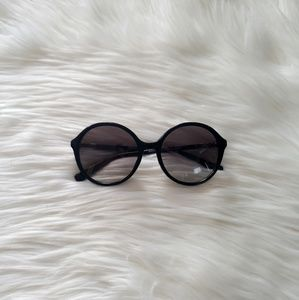 Authentic Coach Black Oversized Sunglasses!